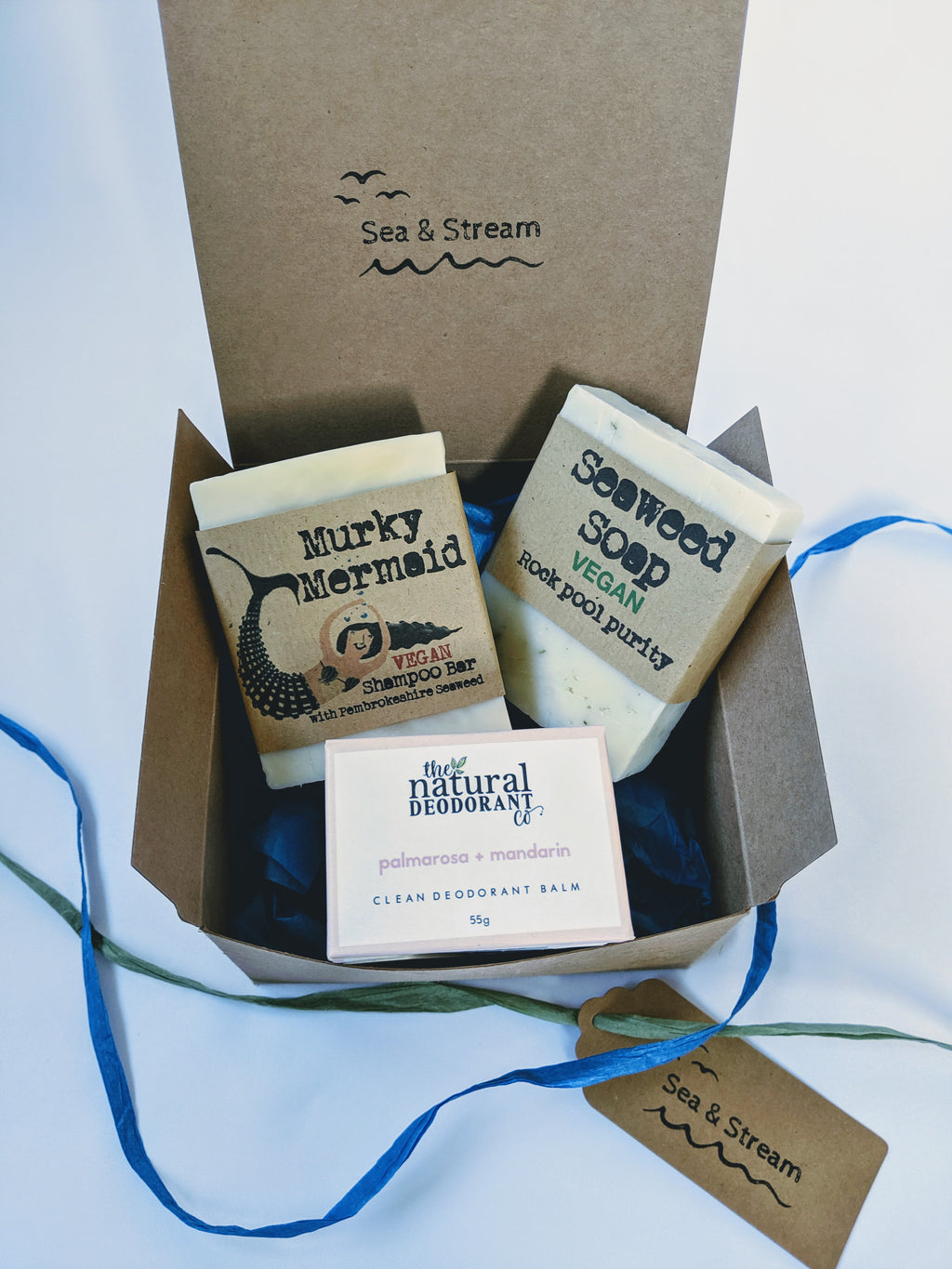 Gift Set - The Squeaky Clean (vegan)