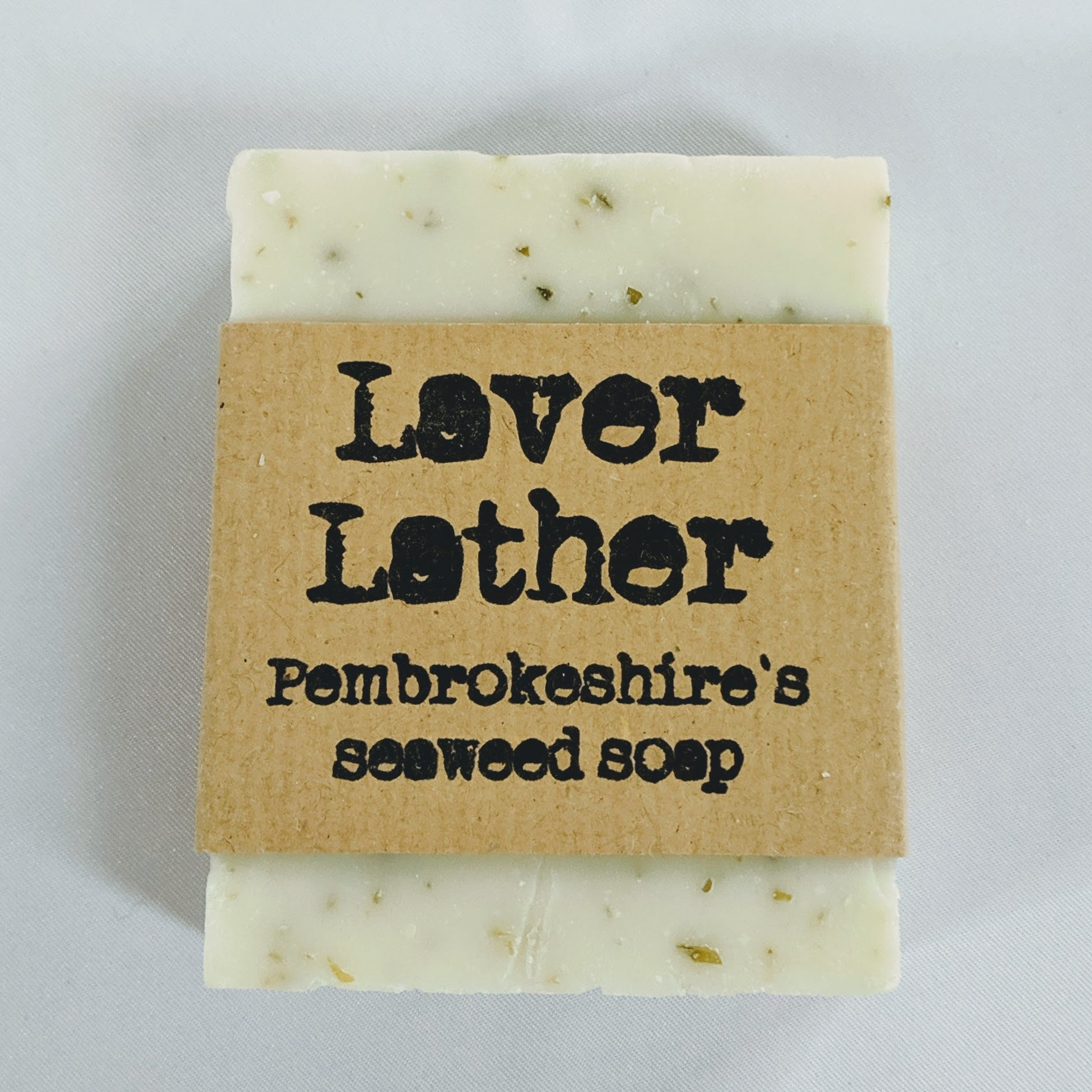 Laver lather handmade soap