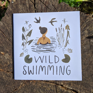 Wild Swimming - Beginner's Guide