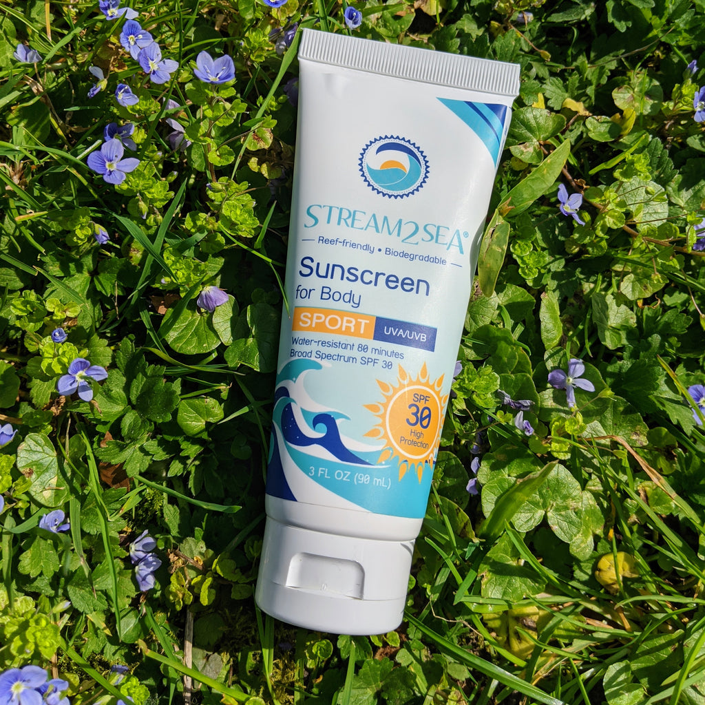 Mineral Reef Safe Sunscreen SPF30