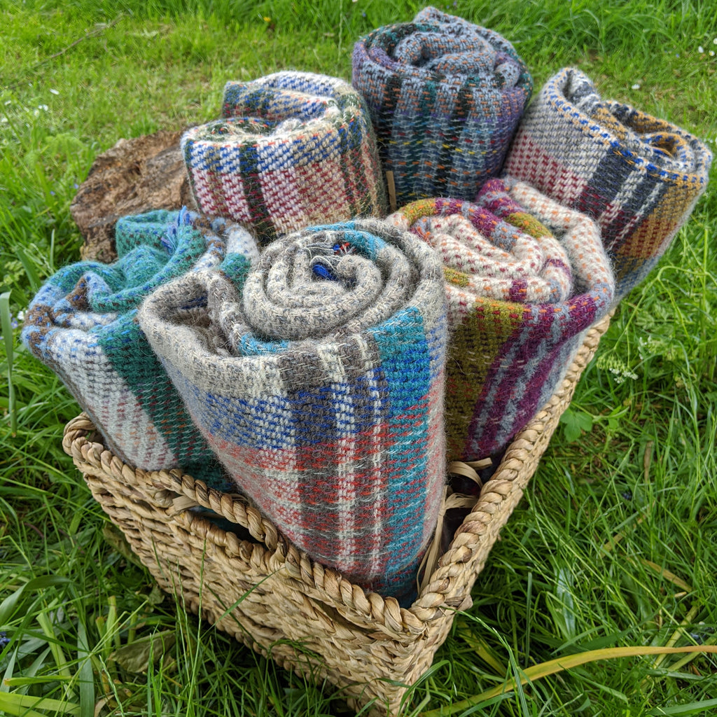 Cosy Blanket (various colours)