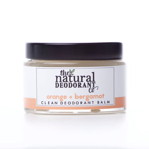 Clean Deodorant Balm (various scents)