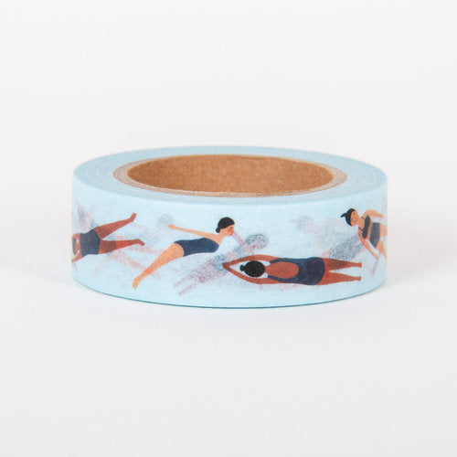 Swimmers Washi Tape