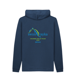 SwimTayka Men's Hoodie - Channel Swim 2020