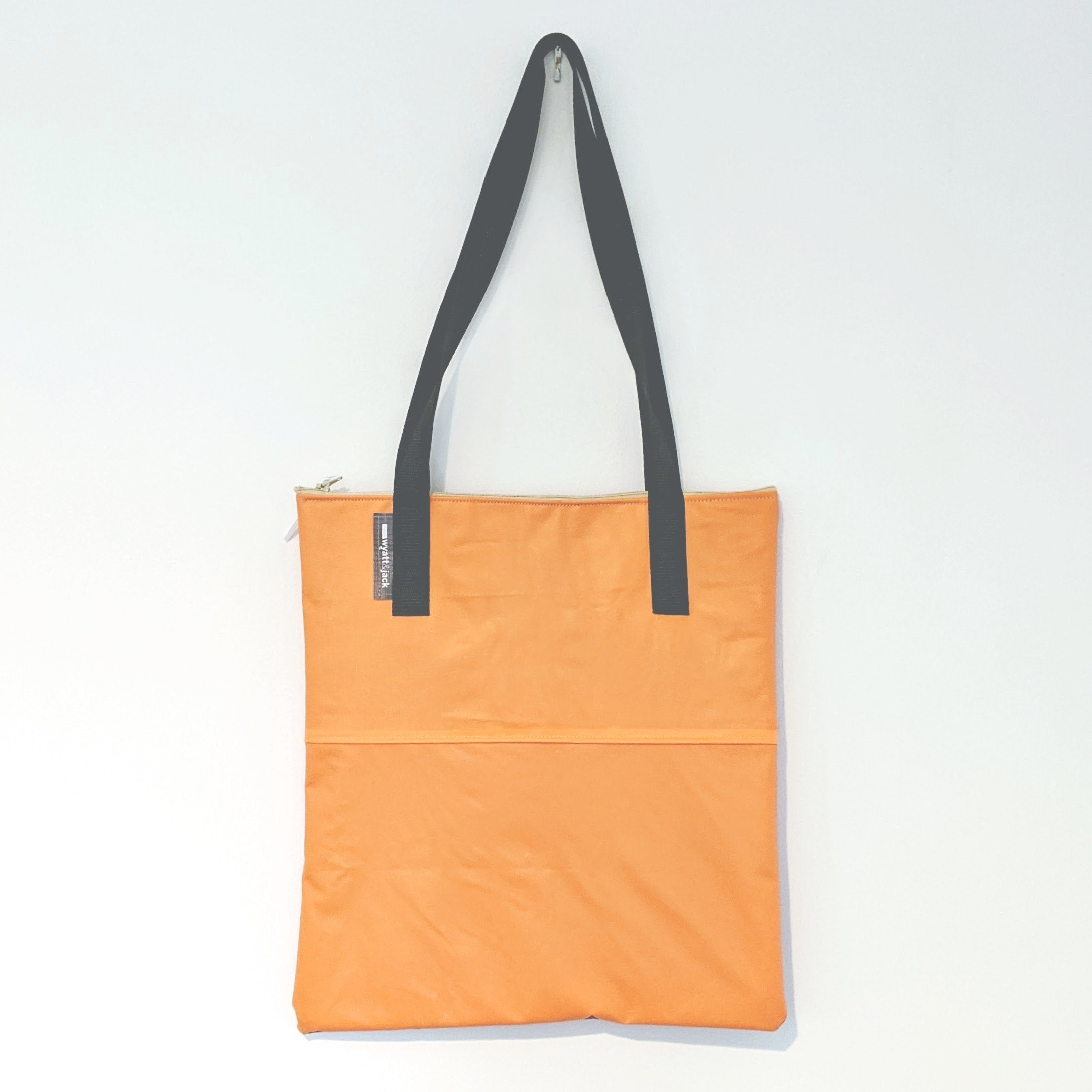 Wyatt & Jack bouncy castle tote bag (various colours)