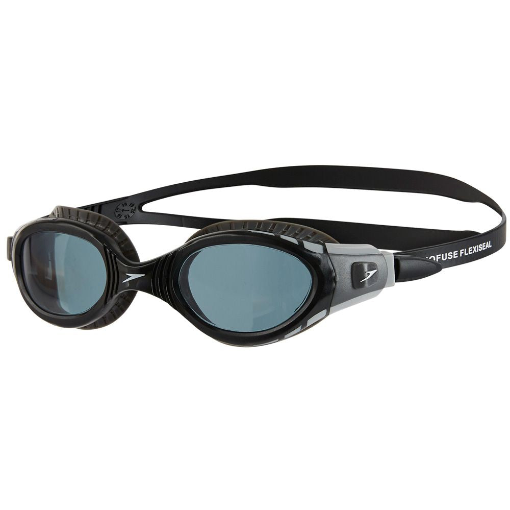Speedo Futura Biofuse swim goggles - black/smoke