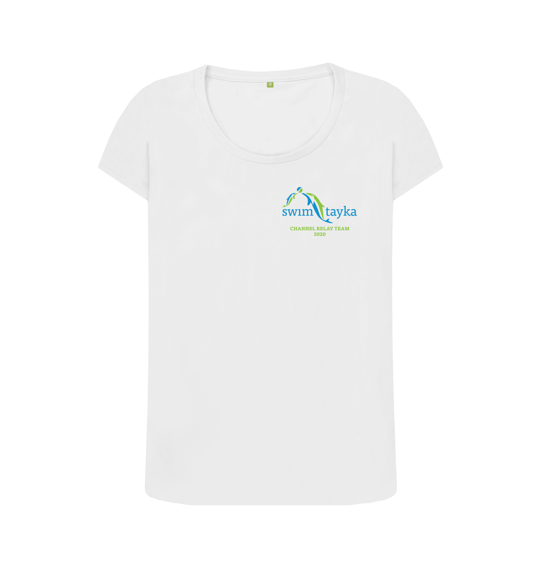 SwimTayka Women's T-shirt - Channel Swim 2020