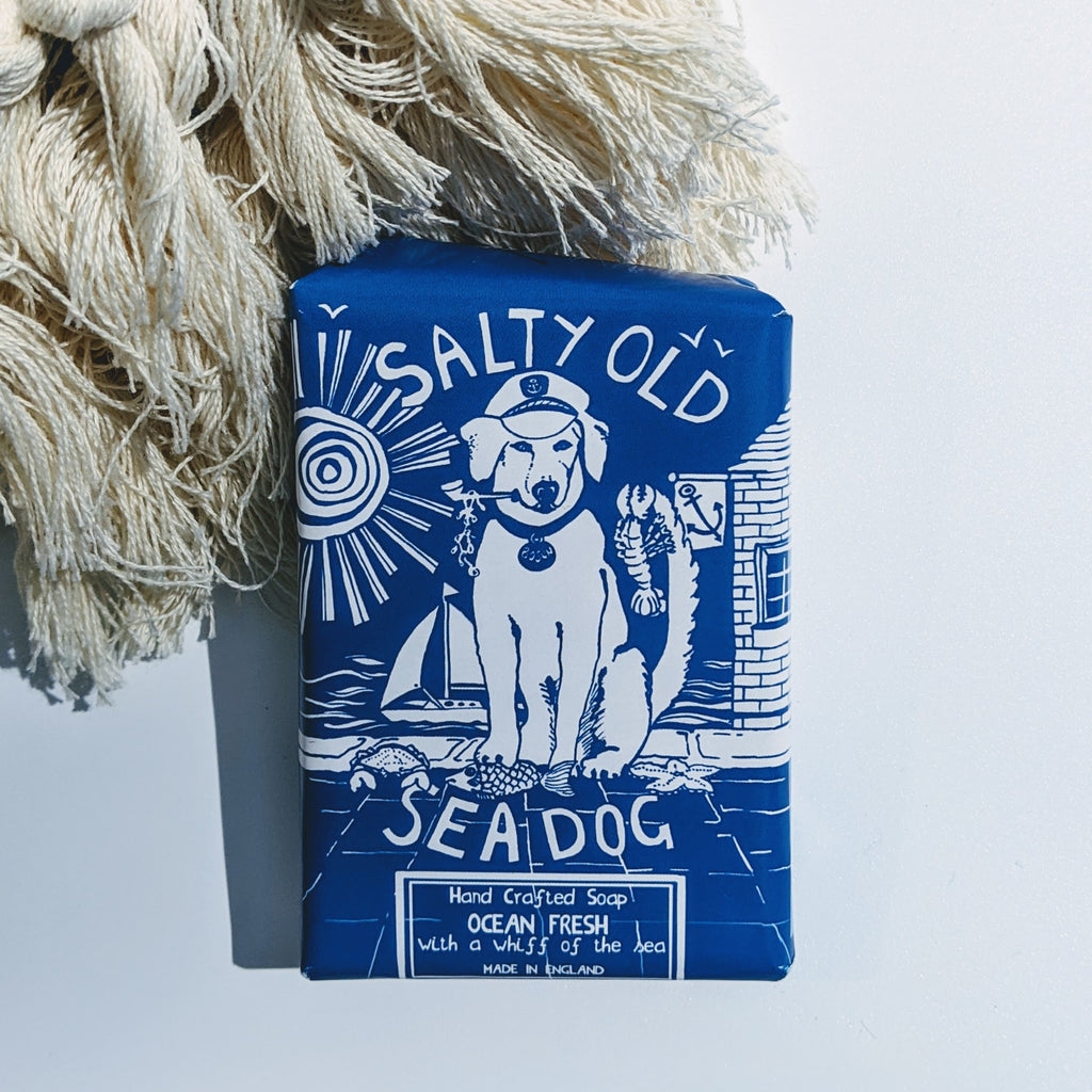 Soap 'Salty Sea Dog'
