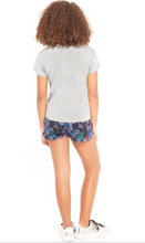 Terez - Girls Blue Air Force Mesh Shorts
