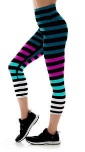 K-Deer - Capri in Candice Stripe