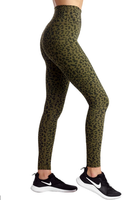 DYI - Signature Tight Black and Green Leopard