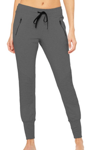 Alo - Urban Moto Sweatpant - Anthracite
