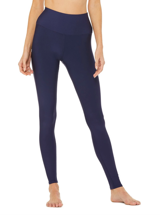 Alo - High Waist Airlift Legging - Rich Navy