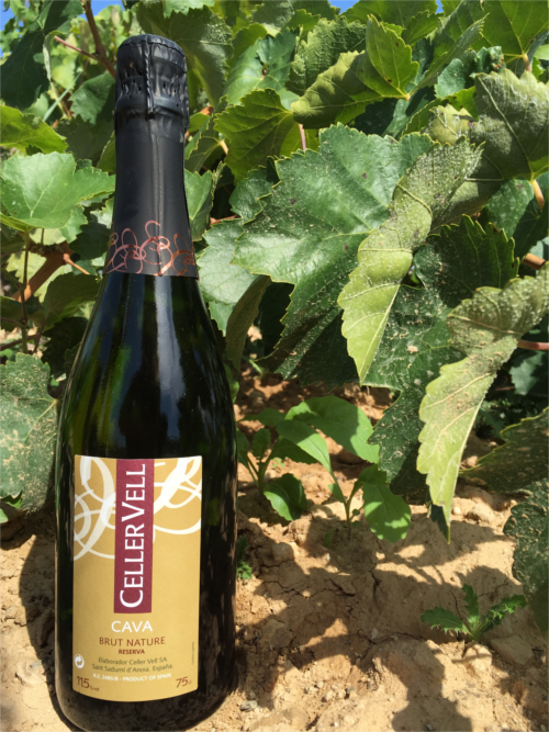 Cava Brut Nature Celler Vell