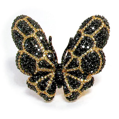Bette the Butterfly Ring