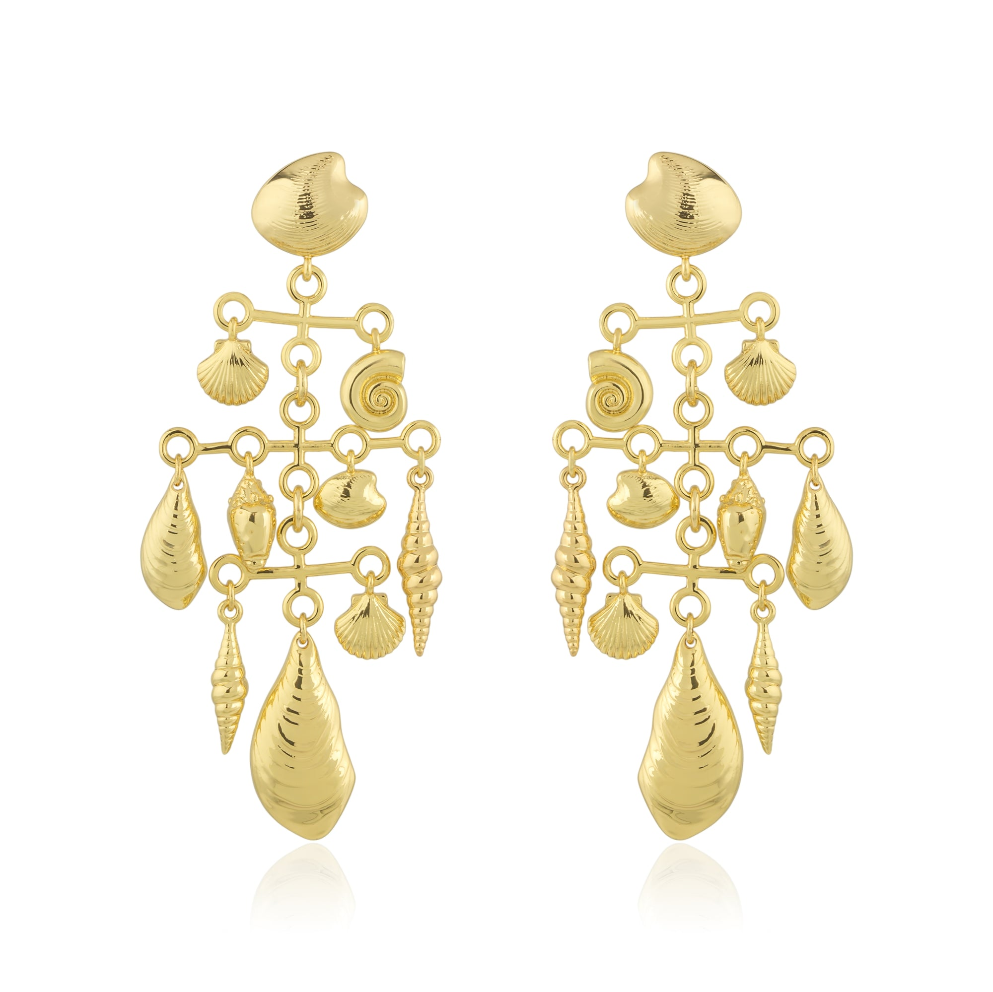 By the Seashore Statement Earring