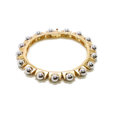 Susie Spinning Clasp Bracelet