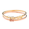 Hello Kitty Stackable Bangle Set