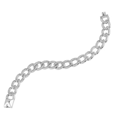 Chain Gang Large Link Bracelet
