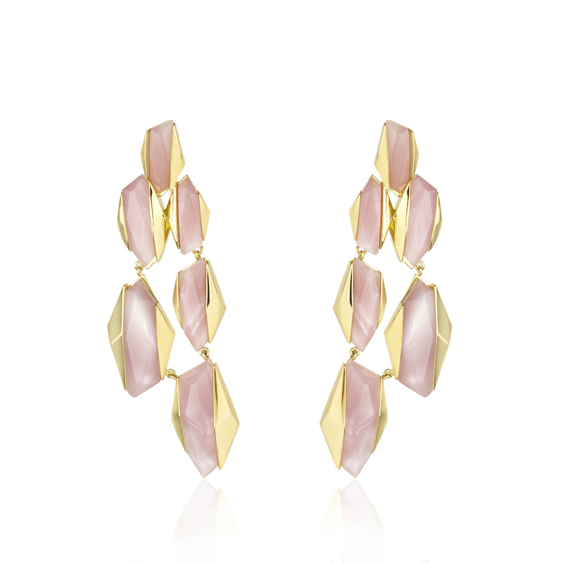 Sparks Fly Statement Earrings