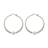 Monica Hoop Earrings
