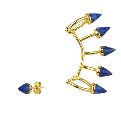 Nathalie Earring and Cuff Set