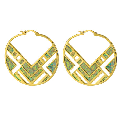 Luna Statement Earrings