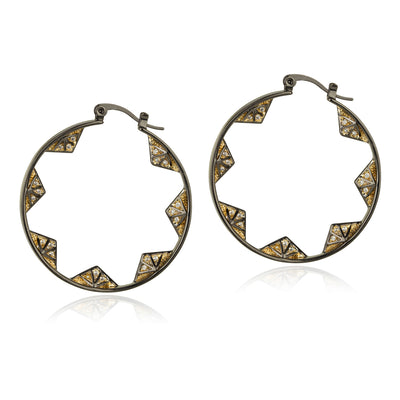 ENCIRCLED EARRINGS