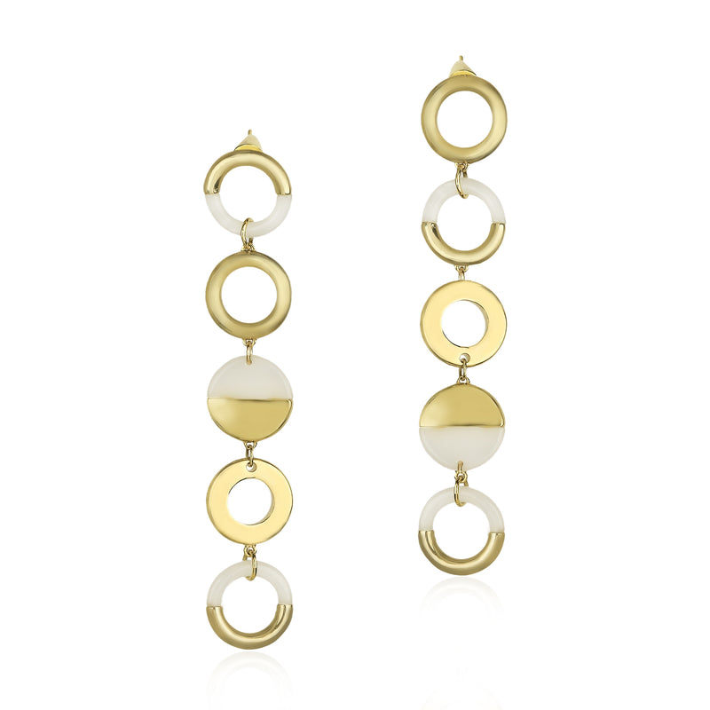 Steady Glow Mistmatch Earrings