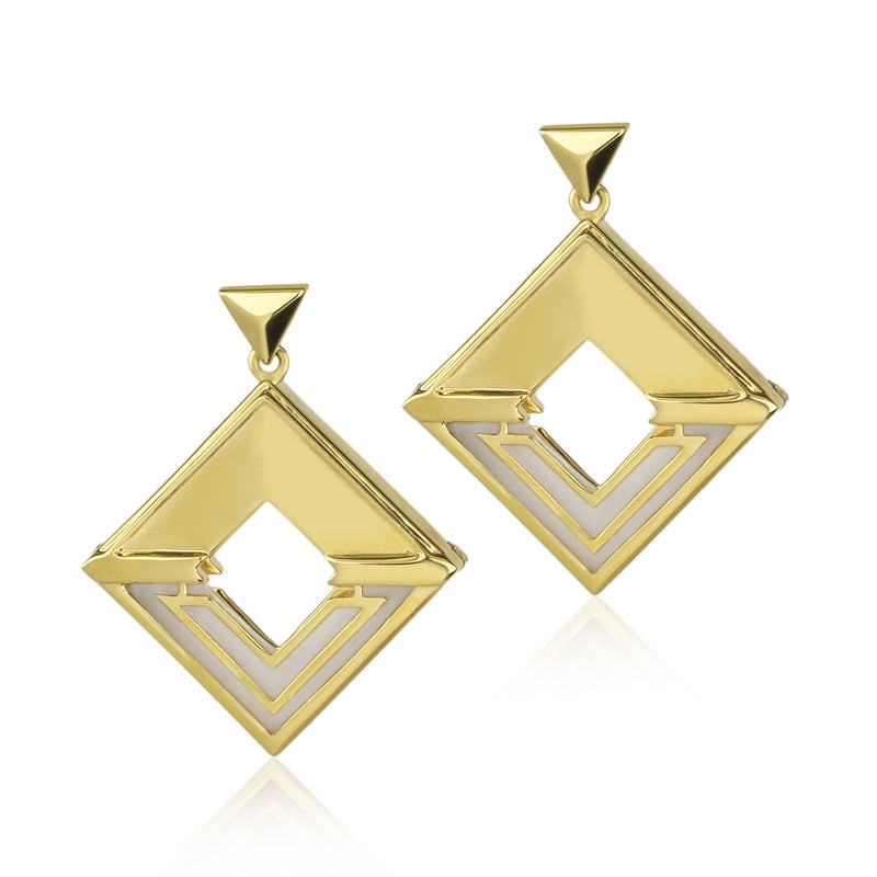 Hint of Glint Earrings