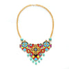 Yazmin Bib Necklace