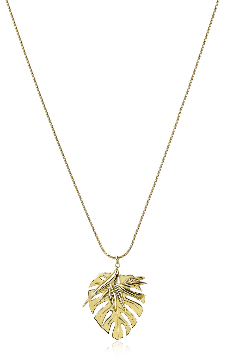 PHILODENDRON NECKLACE