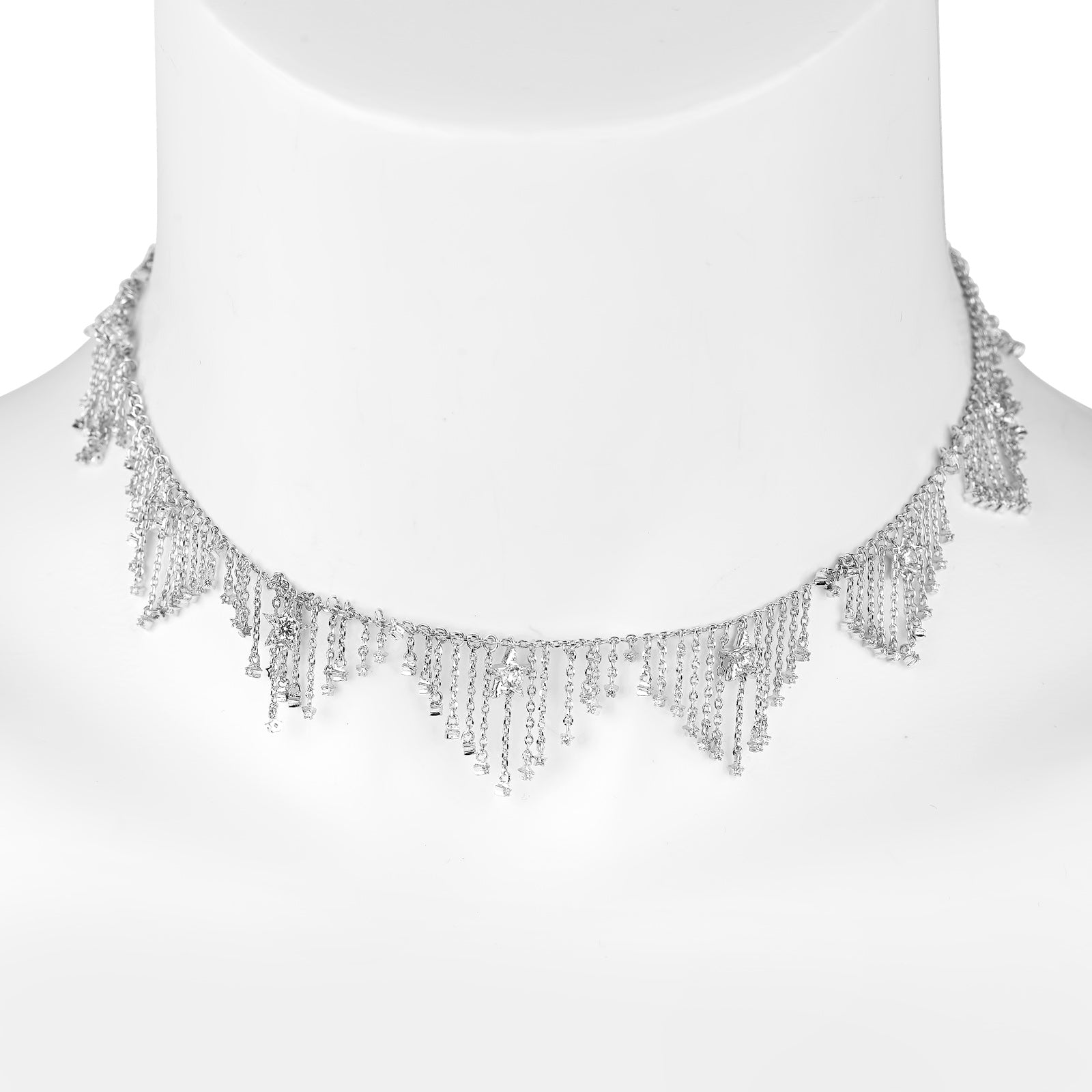 Kiss the Sky Choker Necklace