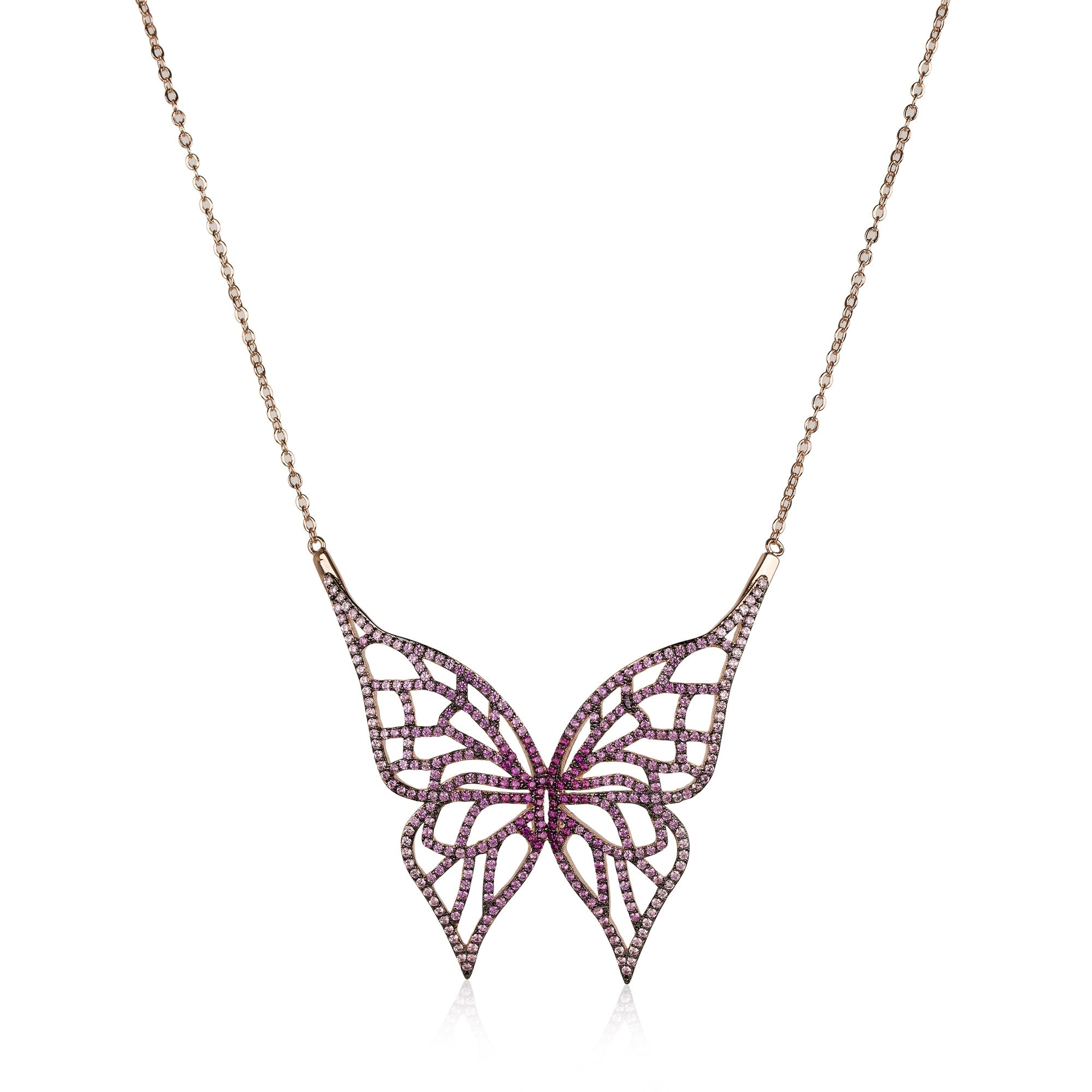 Dazzling Wings Necklace