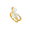 Sibylla Ring with Pearl