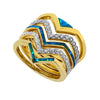 Arris Stackable Ring Set