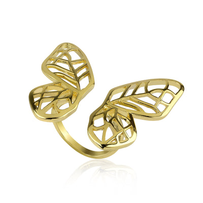 Silken Wings Ring