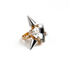 Triple Spike Highlight Ring
