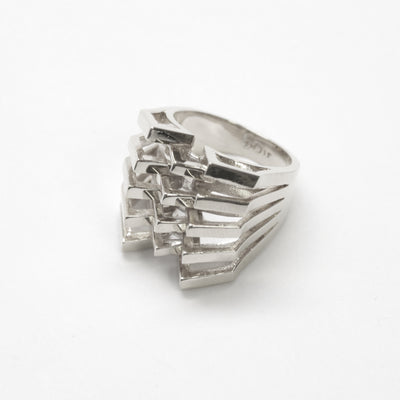 Janice Mountain Peaks Ring