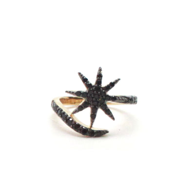 Ashley Sun & Moon Ring