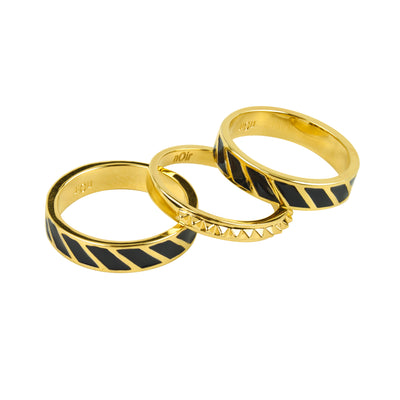 Journey Stackable Rings