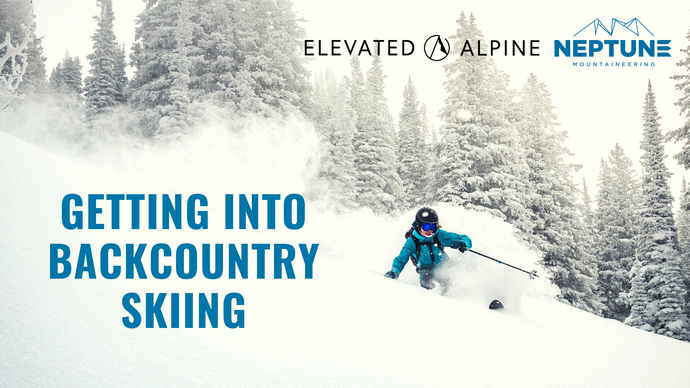 Getting Into Backcountry Skiing