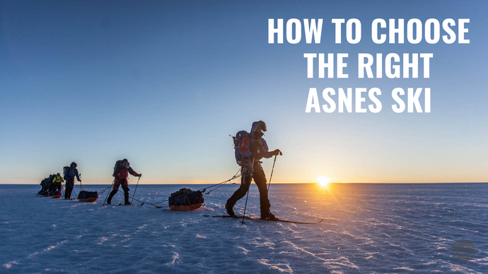 How to Choose the Right Asnes Ski