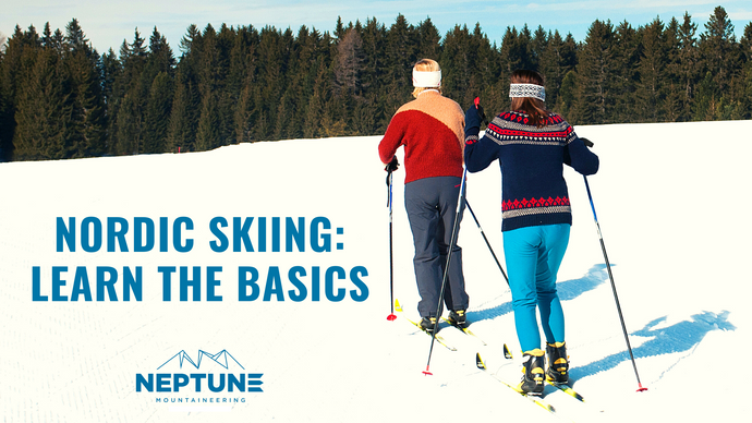 Nordic Skiing - Learn The Basics