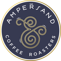 ampersand colorado coffee roaster logo