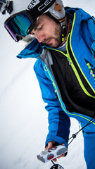 avalanche safety gear: beacons