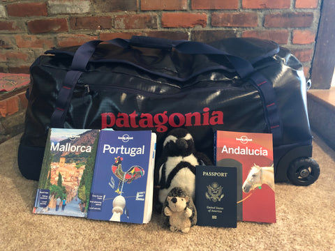 luggage for Spain and Portugal trip