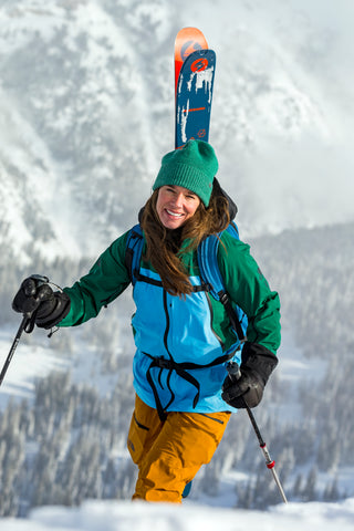 Kit DesLauriers | Celebration of Women in the Mountains