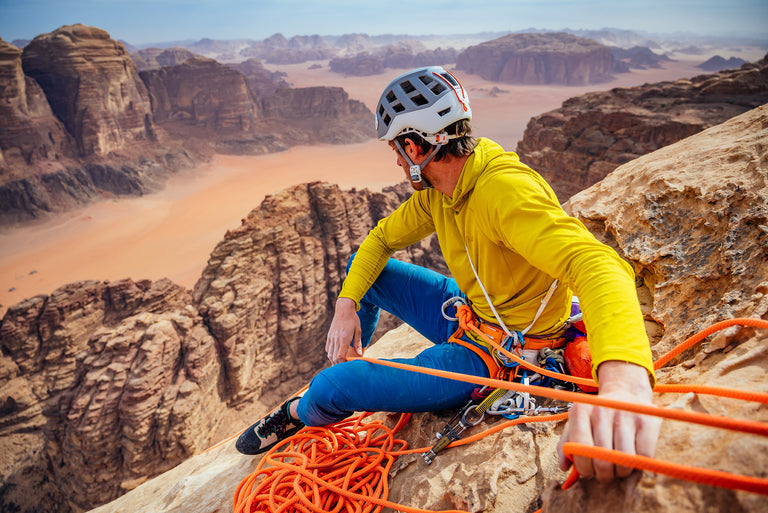largest selection of climbing gear in U.S.