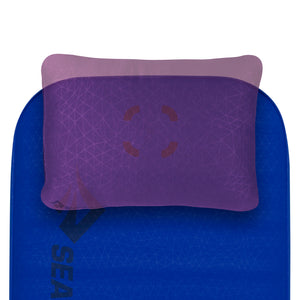Sea to Summit Comfort Deluxe Self Inflating Mat - all sizes